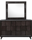 Modern Dresser and Mirror Beckham by Magnussen MG-B2563DM