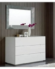Modern Dresser and Mirror Made in Spain Jennifer 33190JN
