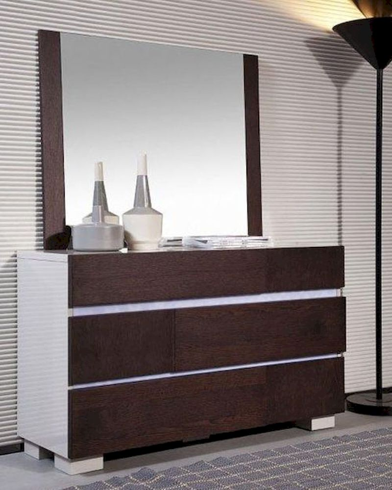 design awesome of cool chic image mirror home ideas dresser with modern