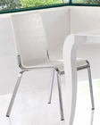 Modern Elegant Dining Chair in White European Design 33D183 (Set of 6)