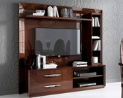 Modern Entertainment Center Made in Spain Carmen 33410CR