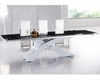 Modern Expandable Dining Table European Design 33D302