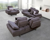 Modern Fabric Sofa Set 33SS431