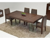 Modern Floating Dining Set 44D10501-SET