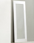 Modern Floor Mirror Valencia in White Made in Spain 33B247
