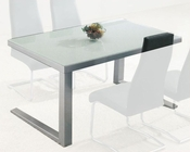Modern Glass Top Dining Table OL-DT05