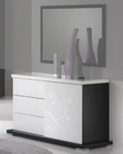 Modern High Gloss Finish Dresser Made in Italy 44B2515