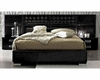 Modern Italian Bed with Nightstands 44B214BD