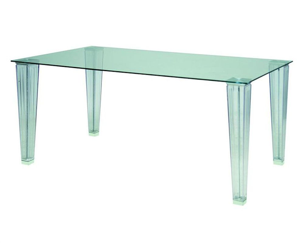 Modern italian style dining table 44dtrans t for New style dining table