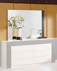 Modern Large Bedroom Mirror Made in Italy 44B2216