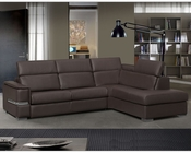 Modern Leather Sectional Set Limo ESFLI