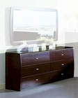 Modern Made in Italy Wenge Finish Dresser 44B5815