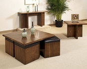 Modern Occasional Table Set Opus by Somerton SO-623-06SET