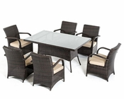 Modern Outdoor Dining Set 44P208-SET