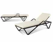 Modern Patio Lounge Set 44P494-SET
