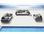 Modern Patio Sofa Set 44P109-SET