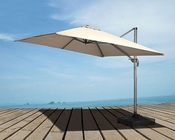 Modern Patio Umbrella w/ Base 44P035