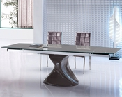 Modern Pedestal Table European Design 33D312