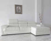 Modern Sectional Living Room Set Blush MO-BLU