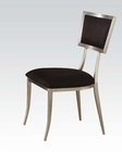 Modern Side Chair Abbott by Acme Furniture AC70018 (Set of 2)