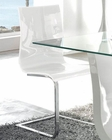 Modern Side Chair Made in Spain Wave 33222WV (Set of 2)