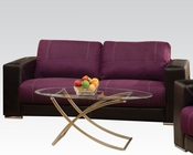 Modern Sofa Brayden Purple by Acme Furniture AC51680