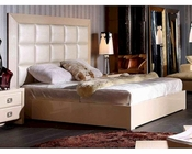 Modern Style Champagne Bed 44B220BD