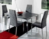 Modern Style Dining Set Made in Spain 33D461