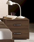 Modern Style Night Stand Made in Italy Teseo 33170TS