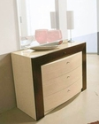 Modern Two Tone Single Dresser Made in Italy 44B2215S