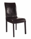 Modern Upholstered Dining Chair European Design 33D293 (Set of 4)