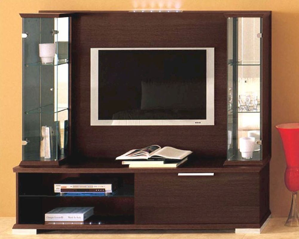 Modern Wall Entertainment Center Made In Italy 33e31