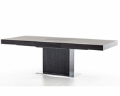 Modern Extendable Dining Table 44D520-WNG