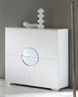 Modern White 4 Door Unit European Design Made in Spain 33D215