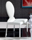 Modern White Dining Chair European Design Spain 33D213 (Set of 2)