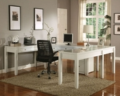 Modular Home Office by Parker House Boca PH-BOC-MSET4