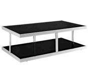 Modway Absorb Coffee Table in Black MY-EEI-259