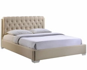 Modway Amelia Queen Bed Frame in Beige MY-MOD-5036