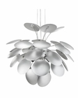 Modway Bloom Pendant Light in Silver MY-EEI-231