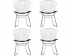 Modway CAD Dining Chairs MY-EEI-926 (Set of 4)