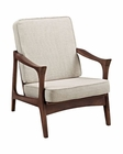 Modway Canoe Lounge Chair in Brown MY-EEI-1048