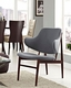 Modway Cherish Lounge Chair in Dark Gray MY-EEI-1098