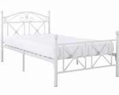 Modway Cottage Bed Frame in White MY-EEI-799