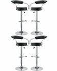 Modway Diner Bar Stools MY-EEI-932 (Set of 4)