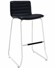 Modway Dive Bar Stool in Black MY-EEI-1030