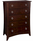 Modway Elizabeth Chest in Cappuccino MY-MOD-5005