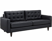 Modway Empress Sofa in Black MY-EEI-1010