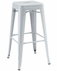 Modway Gathering Bar Stool in Gray MY-EEI-269