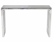 Modway Gridiron Stainless Steel Console Table MY-EEI-779
