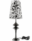 Modway Illusion Table Lamp in Black MY-EEI-226
